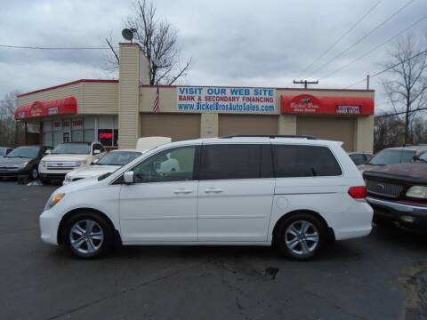 2010 Honda Odyssey for sale at Bickel Bros Auto Sales, Inc in Louisville KY