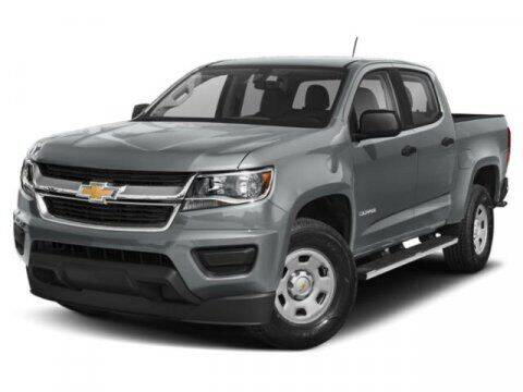 2020 Chevrolet Colorado for sale at Stephen Wade Pre-Owned Supercenter in Saint George UT