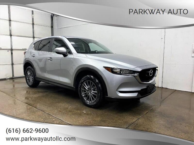 2017 Mazda CX-5 for sale at PARKWAY AUTO in Hudsonville MI