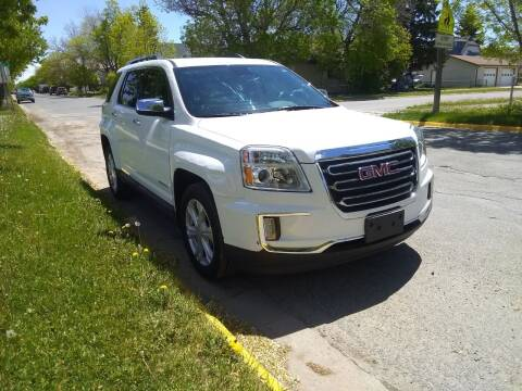 2016 GMC Terrain for sale at Kevs Auto Sales in Helena MT