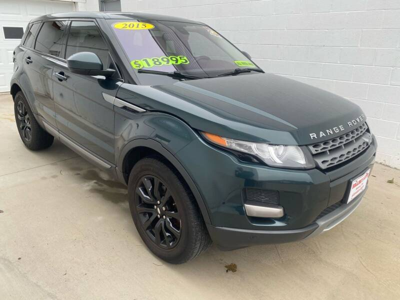 2015 Land Rover Range Rover Evoque for sale at BOLLING'S AUTO in Bristol TN