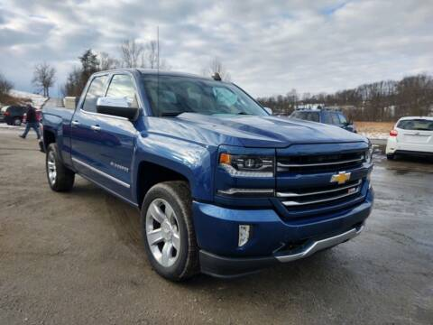 2016 Chevrolet Silverado 1500 for sale at G & H Automotive in Mount Pleasant PA