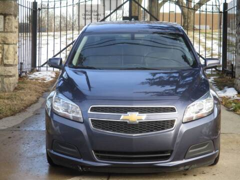 2013 Chevrolet Malibu for sale at Blue Ridge Auto Outlet in Kansas City MO