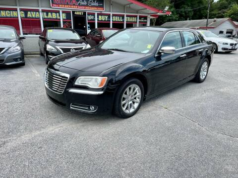 2014 Chrysler 300 for sale at Mira Auto Sales in Raleigh NC
