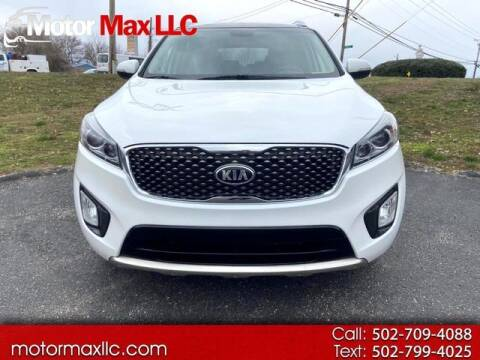 2016 Kia Sorento for sale at Motor Max Llc in Louisville KY