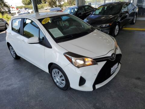 2015 Toyota Yaris for sale at Sac River Auto in Davis CA