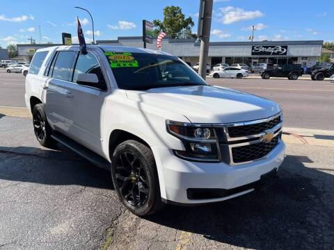 2015 Chevrolet Tahoe for sale at JBA Auto Sales Inc in Stone Park IL