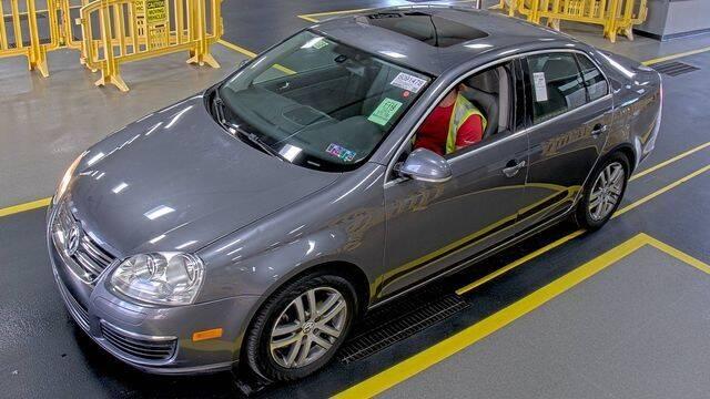 2005 Volkswagen Jetta for sale at Car Nation in Aberdeen MD