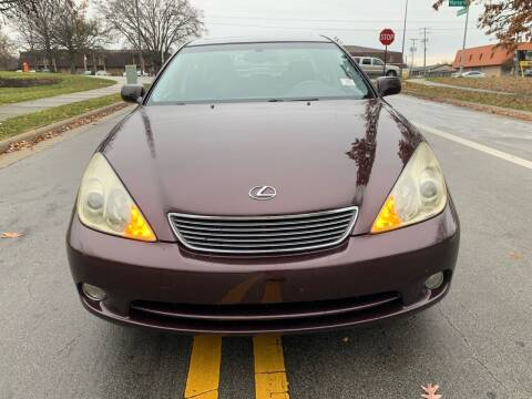 2005 Lexus ES 330 for sale at Via Roma Auto Sales in Columbus OH