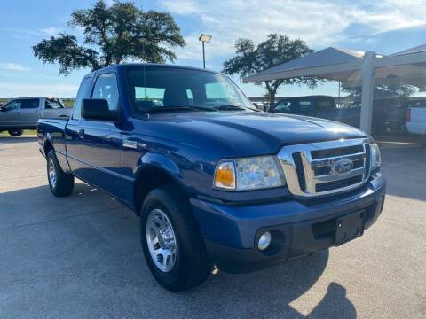 2010 Ford Ranger for sale at Thornhill Motor Company in Hudson Oaks, TX