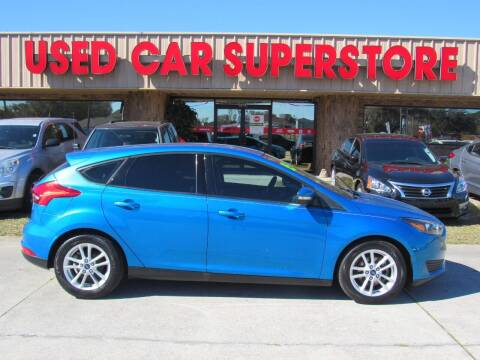 2015 Ford Focus for sale at Checkered Flag Auto Sales NORTH in Lakeland FL