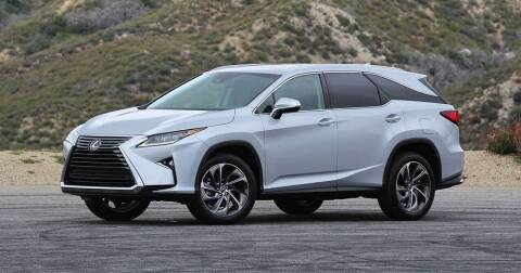 2021 Lexus RX 350 for sale at XS Leasing in Brooklyn NY