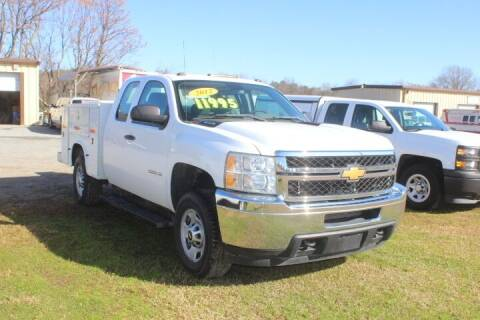 2012 Chevrolet Silverado 2500HD for sale at Vehicle Network - LEE MOTORS in Princeton NC