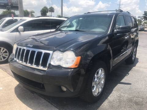 2010 Jeep Grand Cherokee for sale at Celebrity Auto Sales in Port Saint Lucie FL