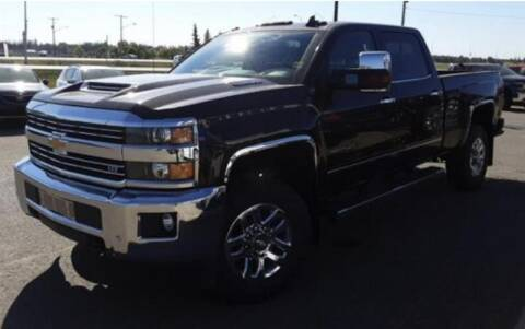 2018 Chevrolet Silverado 3500HD for sale at Torgerson Auto Center in Bismarck ND