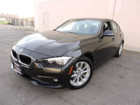 2016 BMW 3 Series for sale at PK MOTORS GROUP in Las Vegas NV