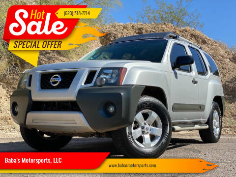 2012 Nissan Xterra for sale at Baba's Motorsports, LLC in Phoenix AZ