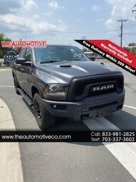 2017 RAM Ram Pickup 1500 for sale in Chantilly, VA