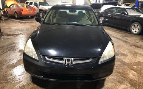 2005 Honda Accord for sale at Six Brothers Auto Sales in Youngstown OH