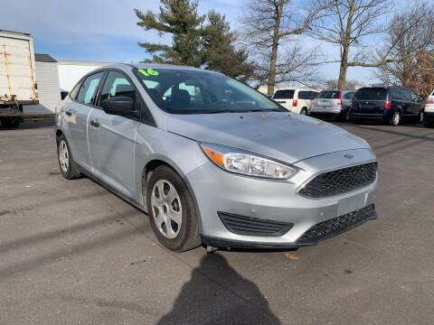 2016 Ford Focus for sale at Best Choice Auto Sales in Lexington KY