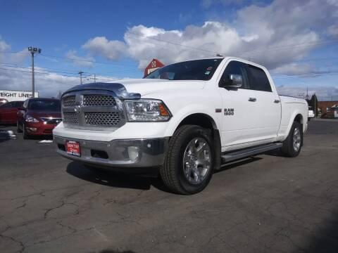 2016 RAM Ram Pickup 1500 for sale at Jennifer's Auto Sales in Spokane Valley WA