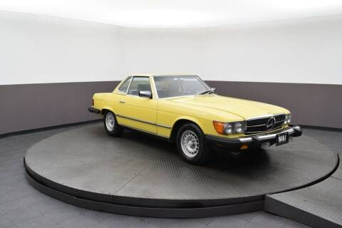 1982 Mercedes-Benz 380-Class for sale at M & I Imports in Highland Park IL