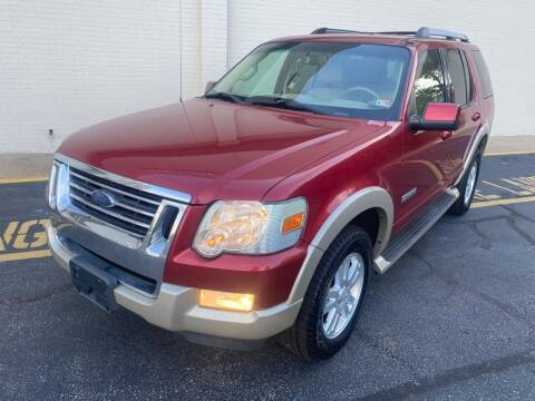 2007 Ford Explorer for sale at Carland Auto Sales INC. in Portsmouth VA