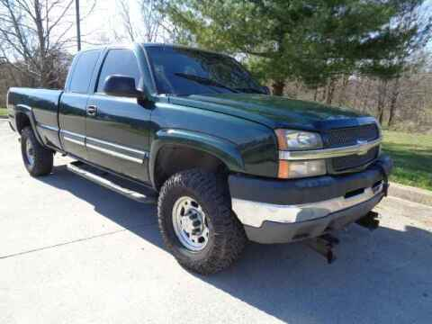 2004 Chevrolet Silverado 2500HD for sale at Purcellville Motors in Purcellville VA