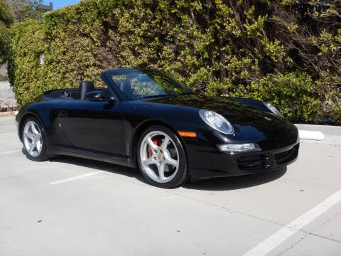 2008 Porsche 911 for sale at California Cadillac & Collectibles in Los Angeles CA