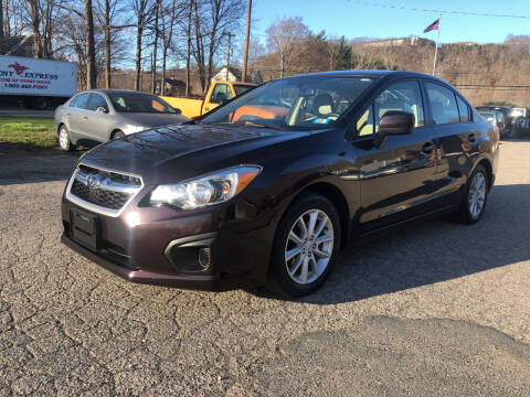 2013 Subaru Impreza for sale at Used Cars 4 You in Serving NY