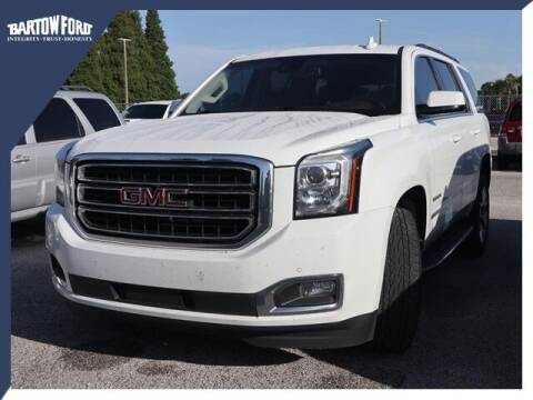 2017 GMC Yukon for sale at BARTOW FORD CO. in Bartow FL