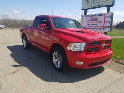 2012 RAM Ram Pickup 1500 for sale at Sensible Sales & Leasing in Fredonia NY