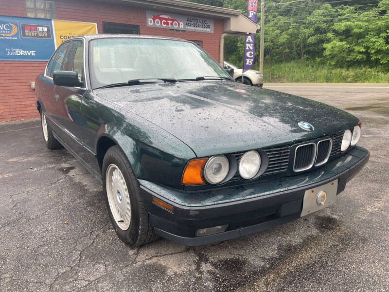 1994 BMW 5 Series for sale at Doctor Auto in Cecil PA