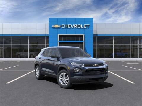 2021 Chevrolet TrailBlazer for sale at Bob Clapper Automotive, Inc in Janesville WI