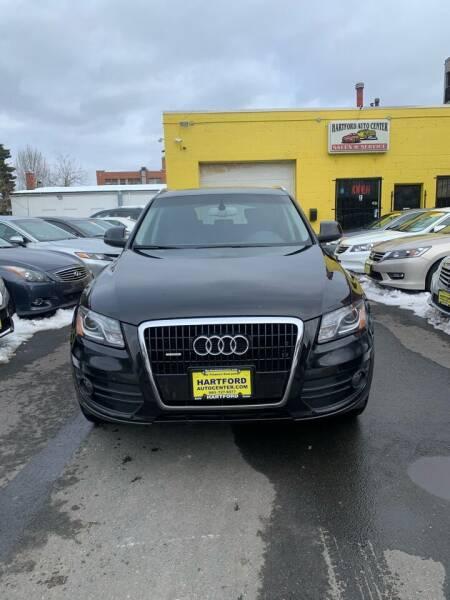 2010 Audi Q5 for sale at Hartford Auto Center in Hartford CT