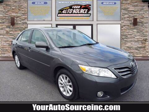 2010 Toyota Camry for sale at Your Auto Source in York PA