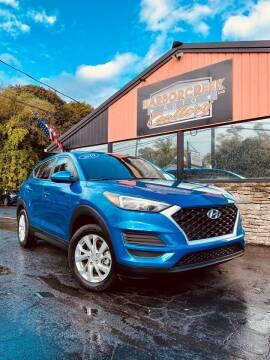 2019 Hyundai Tucson for sale at Harborcreek Auto Gallery in Harborcreek PA