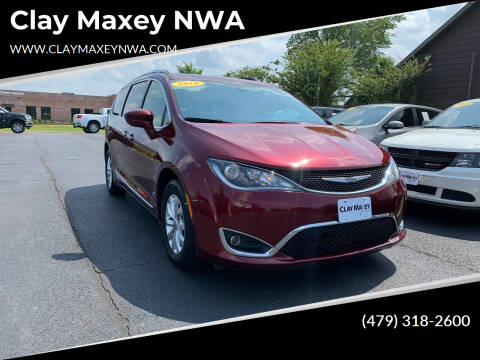 2019 Chrysler Pacifica for sale at Clay Maxey NWA in Springdale AR