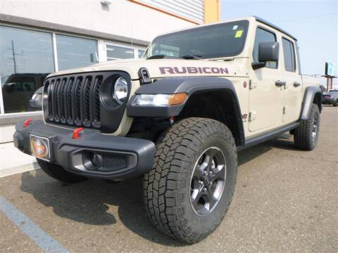 2020 Jeep Gladiator for sale at Torgerson Auto Center in Bismarck ND