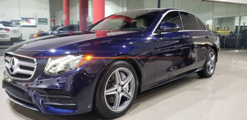 2017 Mercedes-Benz E-Class for sale at Prestige USA Auto Group in Miami FL