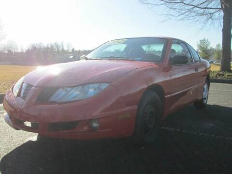 2003 Pontiac Sunfire for sale at Unique Auto Brokers in Kingsport TN