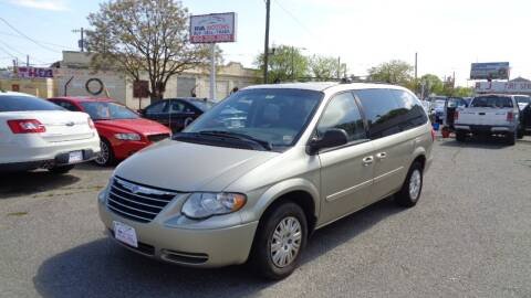 2005 Chrysler Town and Country for sale at RVA MOTORS in Richmond VA