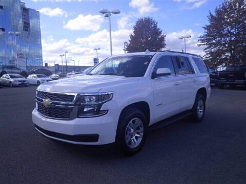2019 Chevrolet Tahoe for sale at BEAMAN TOYOTA GMC BUICK in Nashville TN