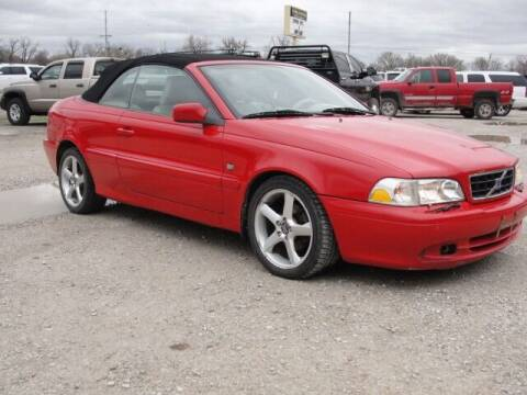 2004 Volvo C70 for sale at Frieling Auto Sales in Manhattan KS