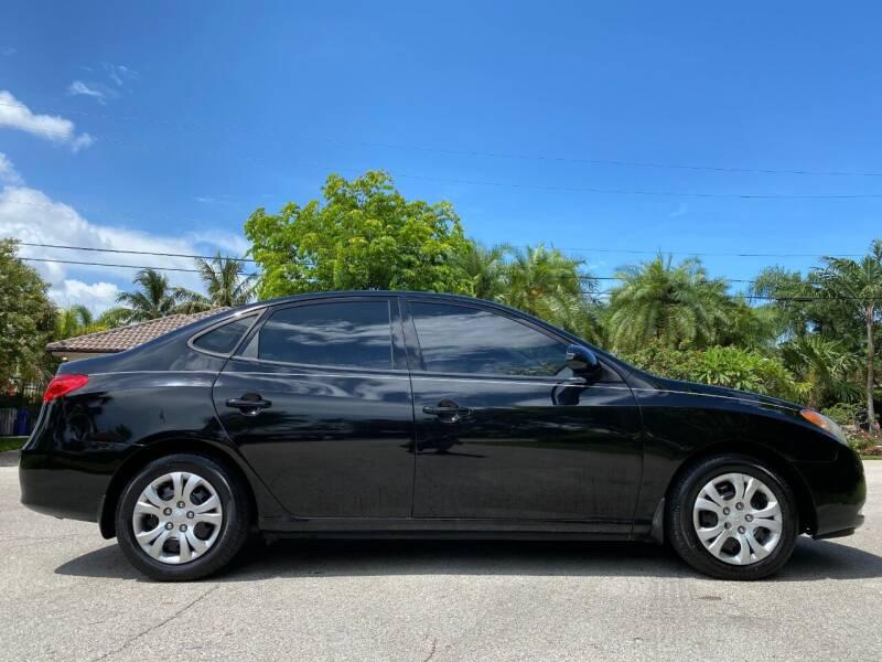 2010 Hyundai Elantra GLS 4dr Sedan - Pompano Beach FL