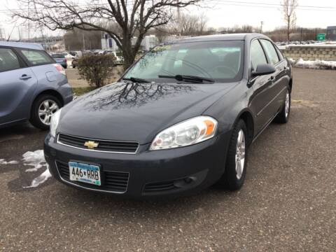 2008 Chevrolet Impala for sale at Sparkle Auto Sales in Maplewood MN