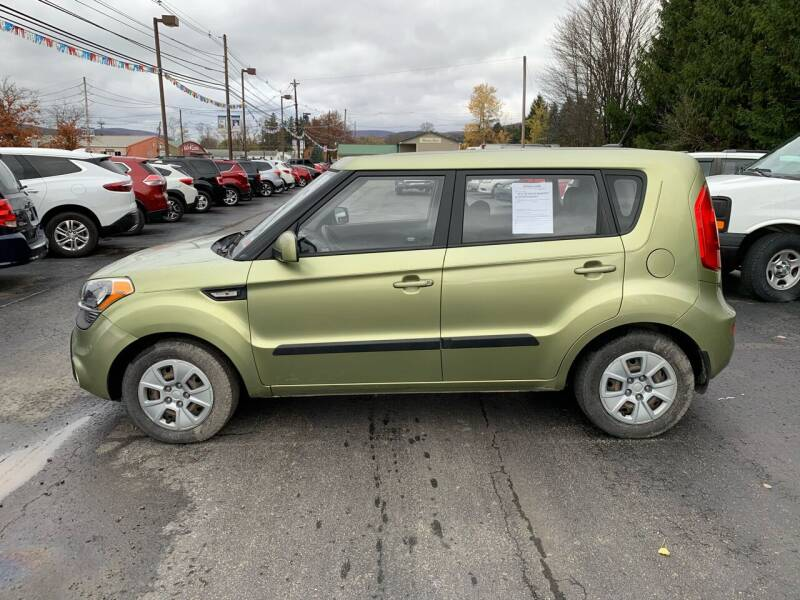 2013 Kia Soul for sale at Mansfield Motors in Mansfield PA