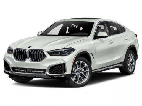 2022 BMW X6 for sale at Park Place Motor Cars in Rochester MN