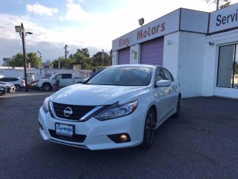 2018 Nissan Altima for sale at Bay Motors Inc in Baltimore MD