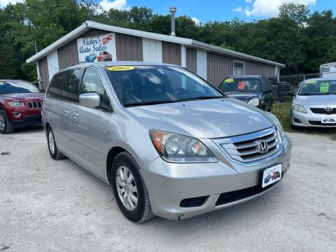 2008 Honda Odyssey for sale at Victor's Auto Sales Inc. in Indianola IA